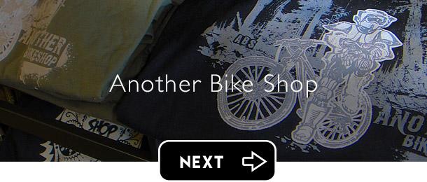 ABS - Another Bike Shop Trooper Portfolio Button - Graphic Regime