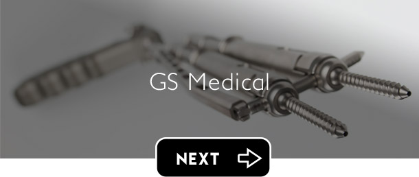 GS Medical USA next button - Graphic Regime