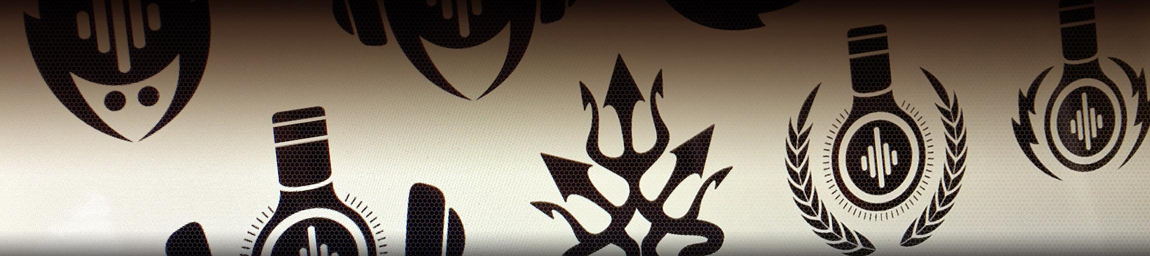 Identity / Logo Design Header Plantronics Icon - Graphic Regime