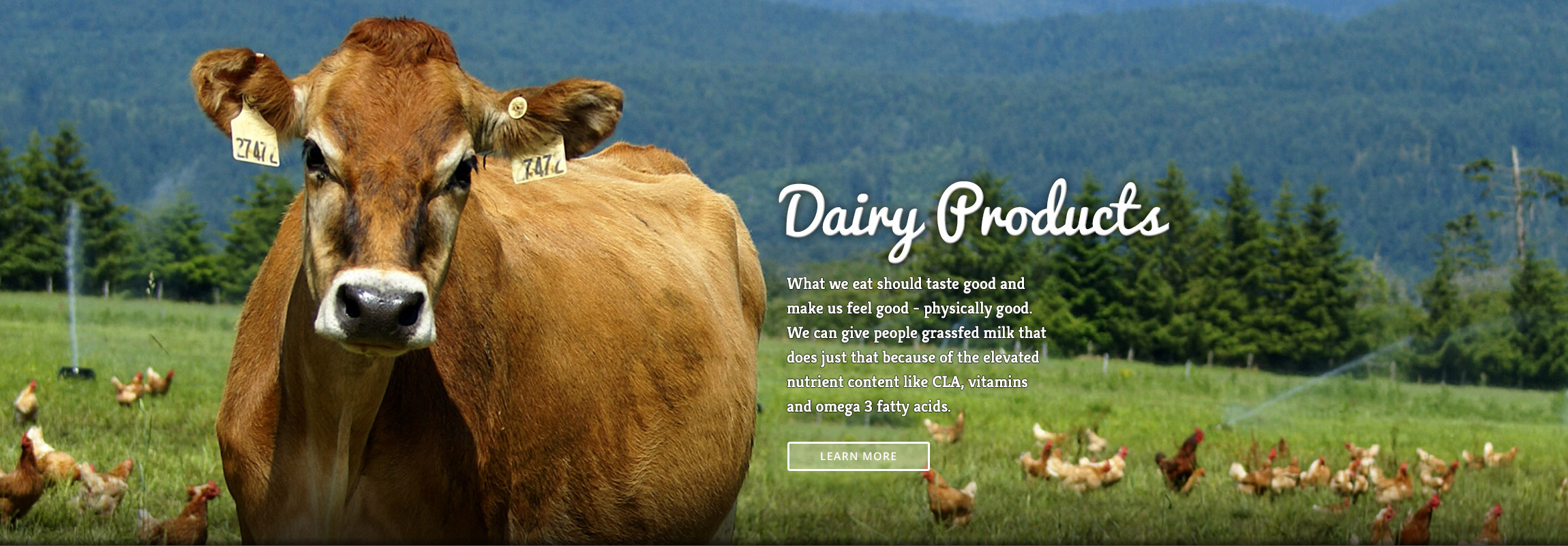 Alexandre EcoDairy Farms organic dairy products - Graphic Regime