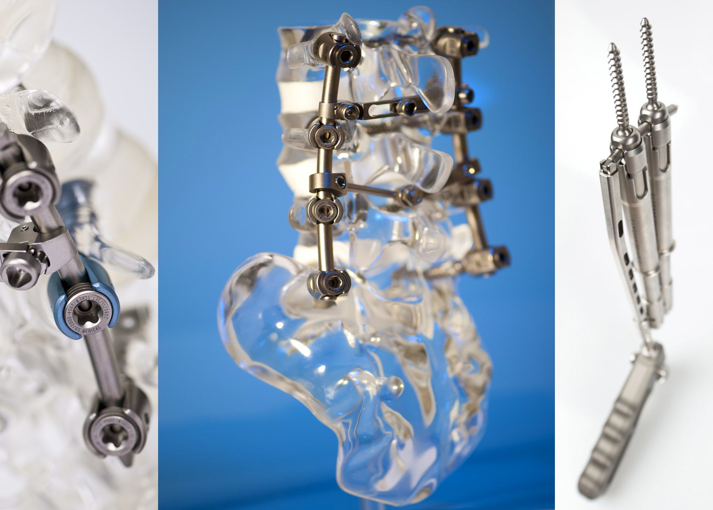 GS Medical USA Studio Product Photography by Josh Sawyer - Graphic Regime