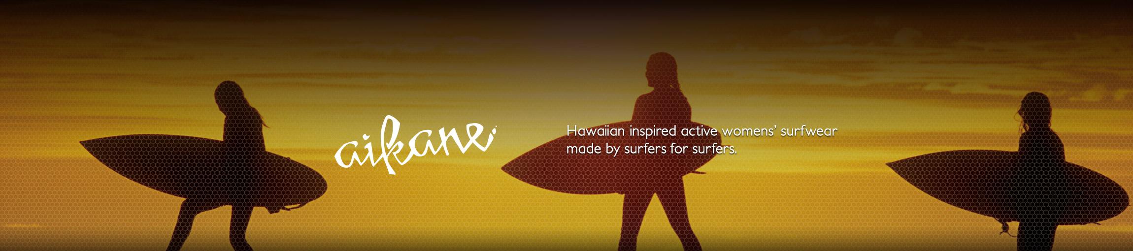 Aikane Surf - womens surf apparel - Graphic Regime