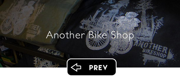 Another Bike Shop ABS Star Wars mountain bike apparel previous button - Graphic Regime