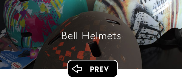 Bell Helmets previous button - Graphic Regime