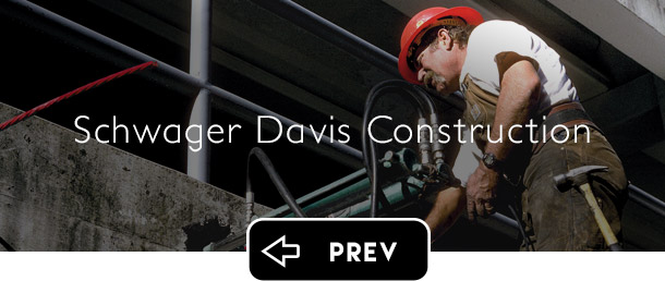 SDI Schwager Davis Construction previous button - Graphic Regime