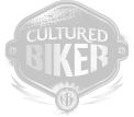 Cultured Biker motorcycle apparel fashion logo - Graphic Regime client