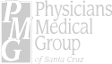 Physicians Medical Group healthcare logo Santa Cruz - Graphic Regime Client