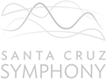 Santa Cruz County Symphony orchestra performing arts - Graphic Regime client