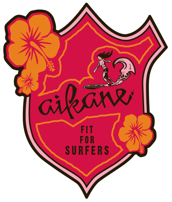 Aikane Surf - womens apparel sticker - Graphic Regime