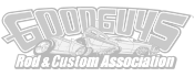 Good Guys Rod & Custom Association Logo - Graphic Regime graphic design branding