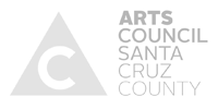 Arts Council Santa Cruz County Logo - Graphic Regime