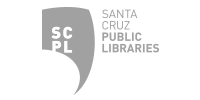 Santa Cruz Public Libraries Logo - Graphic Regime