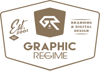 GRAPHIC REGIME // Branding & Digital Design - Chris Mark Creative Director