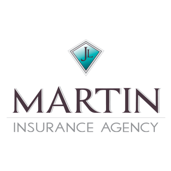 Graphic Regime Chris Mark Creative Director Martin Insurance Agency icon logo design