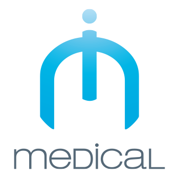Graphic Regime Chris Mark Creative Director MI Medical icon logo design