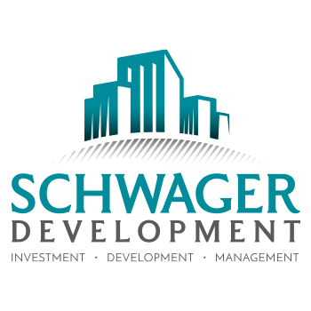 Graphic Regime Chris Mark Creative Director Schwager Development icon logo design