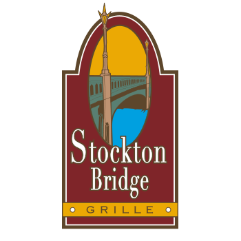 Graphic Regime Chris Mark Creative Director Stockton Bridge Grille icon logo design