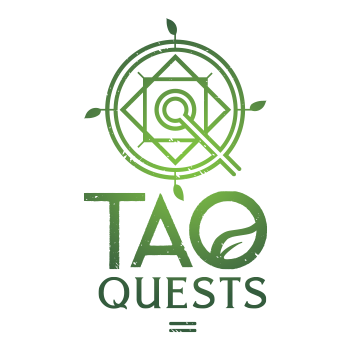 Graphic Regime Chris Mark Creative Director Tao Quests icon logo design