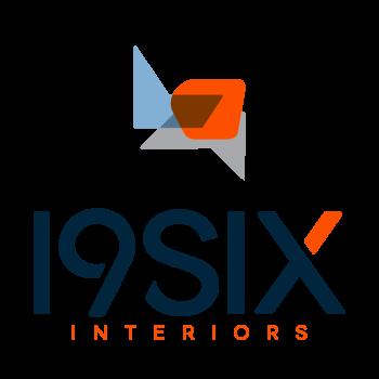 Graphic Regime Chris Mark Creative Director 19Six Interiors logo design